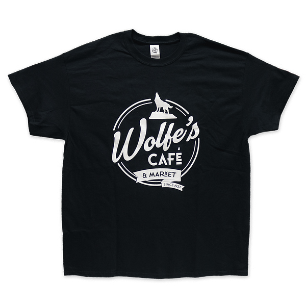 Wolfe's Cafe & Market T-Shirt