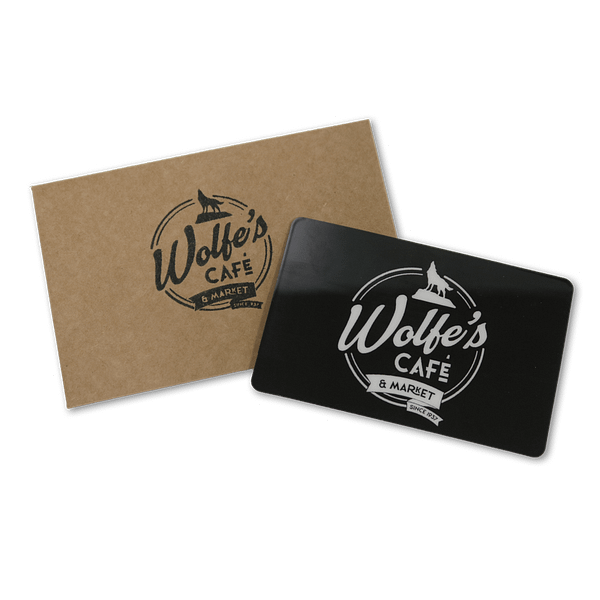 Wolfe Cafe & Market Gift Card