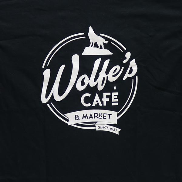 Wolfe's Cafe Long Sleeve Shirt